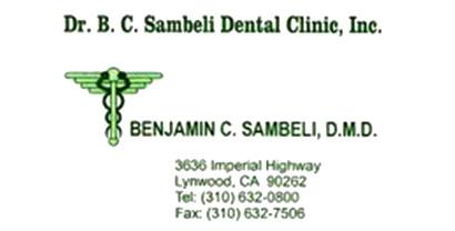 Dr.BCSambeli